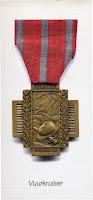 Medaille van vuurkruiser