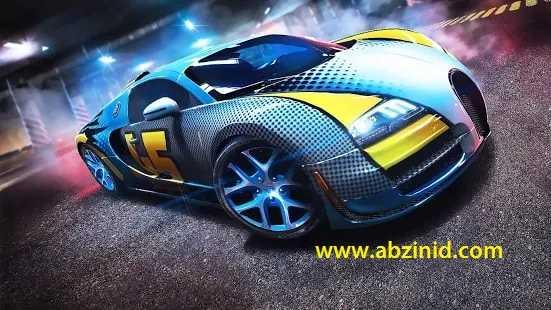 asphalt8 airborne drifting car