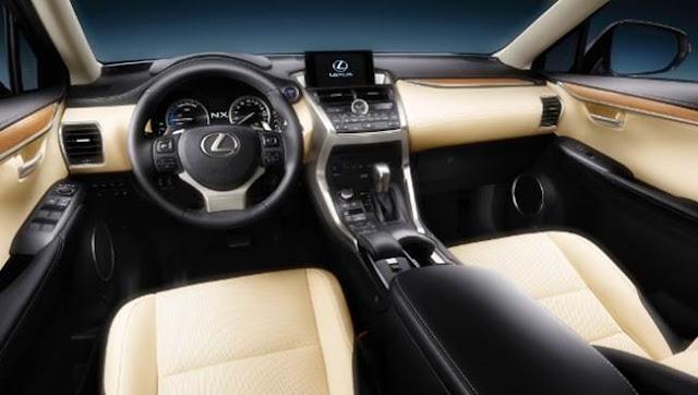 2018 Lexus NX 300 Redesign, Specs