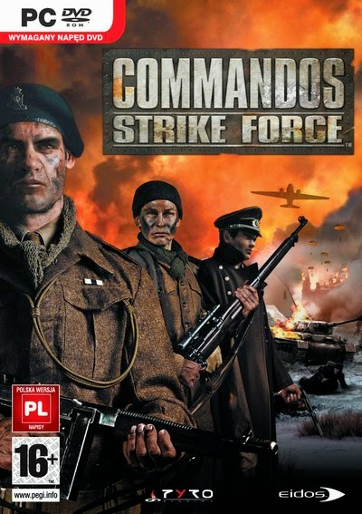 Commandos 4 Strike Force Free Download PC Game