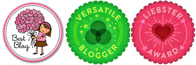 best blog+versatile blogger+liebster award