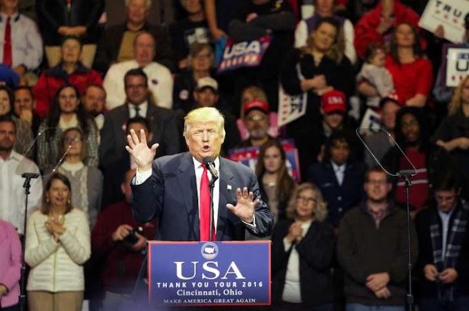 Trump supporters move to block vote recount in three states