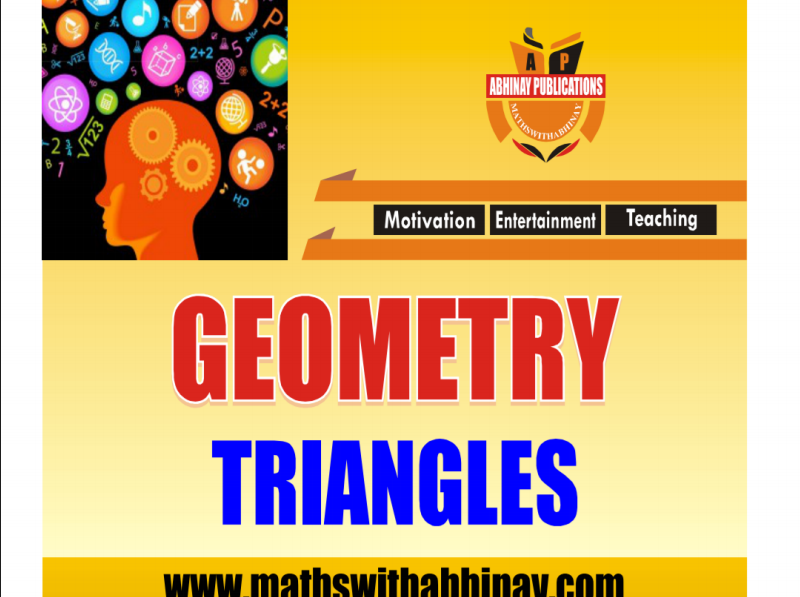 Abhinay Sharma Geometry PDF Download Here - SSC KHABAR