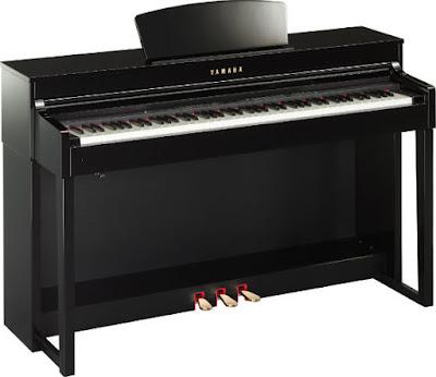 Đàn Piano điện Yamaha CLP430 PE