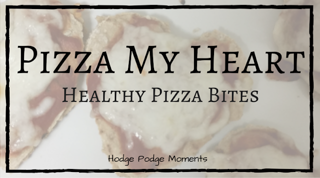 Plate for One: Pizza My Heart