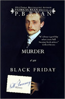 Murder on a Black Friday - P.B.Ryan
