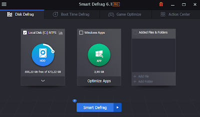 iobit Smart Defrag 6.1 Lisans Kod Pro License Code