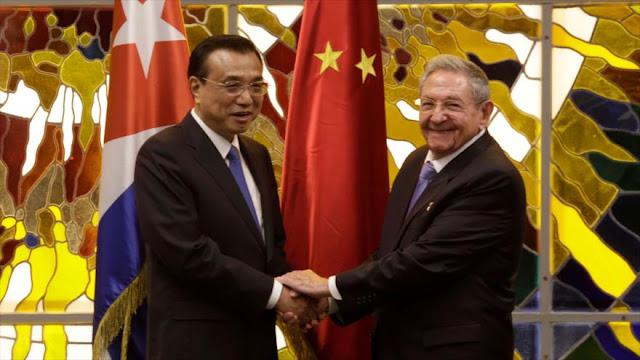 China y Cuba buscan 'una nueva dinámica' en los nexos bilaterales