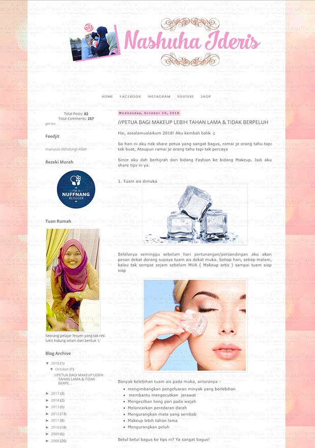 Blog Design 85