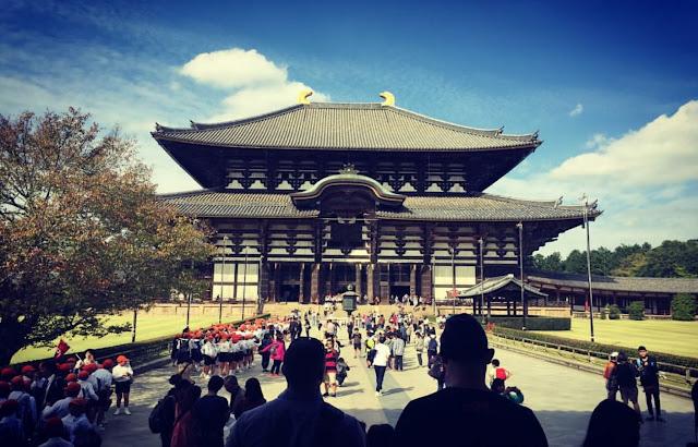 Liburan Ke Nara? Inilah Tempat Wisata Yang Nggak Boleh Dilewatkan Saat Berlibur Di Nara, Jepang