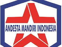 Lowongan Pekerjaan PT. Andesta Mandiri Indonesia Desember 2018