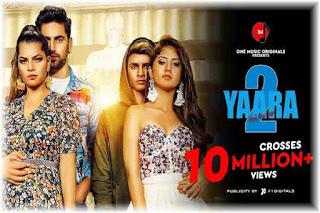 Yaara 2 Lyrics-Mamta Sharma