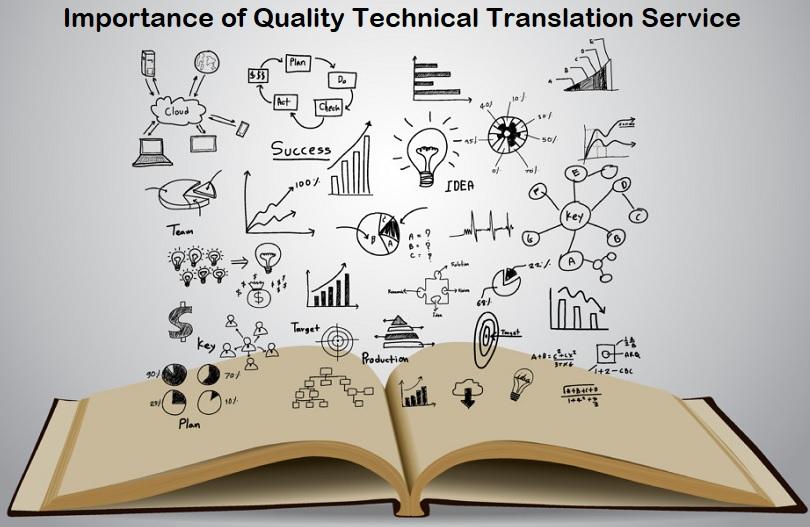 Importance of Quality Technical Translation Service