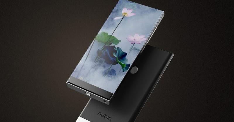 Nubia também quer ter o smartphone do futuro