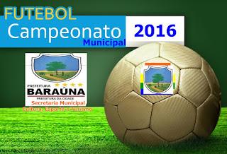 Confira resultados dos jogos deste sábado (19) no Campeonato Municipal de Futebol