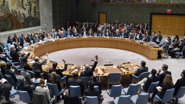 Republicanos se apiñan en torno a Israel tras resolución de la ONU