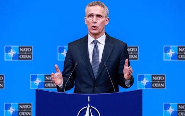 Στόλτενμπεργκ: Το ΝΑΤΟ δεν επιθυμεί έναν νέο Ψυχρό Πόλεμο αλλά αν χρειαστεί θα αμυνθεί