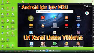 Android için iptv M3U + Url Kanal Listesı Yükleme