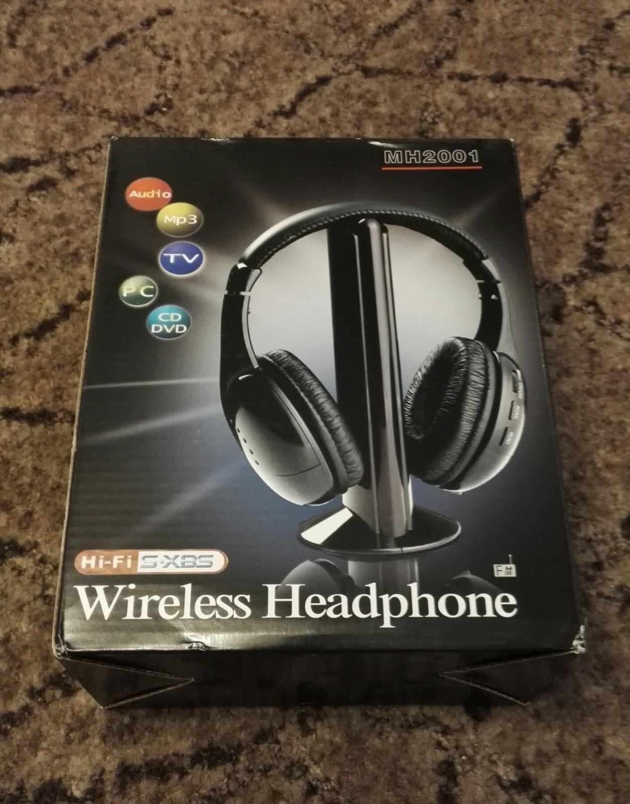 Fuse Box Headphones : Onn wireless headphones with transmitter troubleshooting