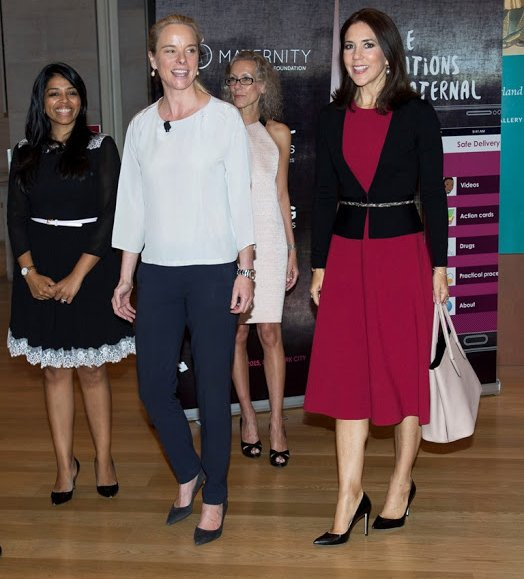 Princess Mary Working visit to New York City