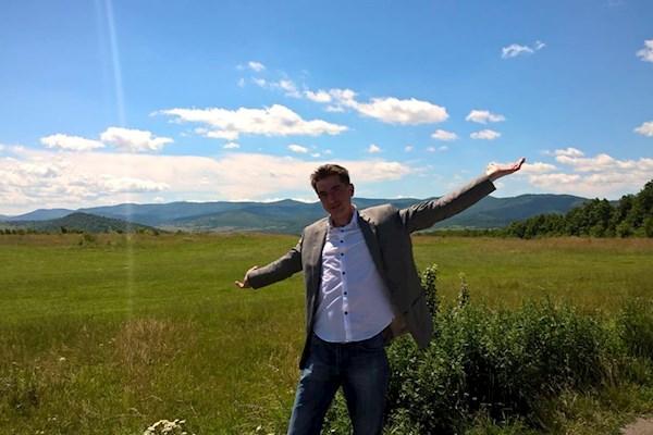 Умер известный украинский продюсер Виктор Распутный. Причина - оторвавшийся тромб