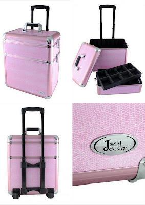maleta de maquiagem jacki design