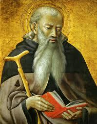 Santo Antão ou santo Antônio o Grande ou o Abade