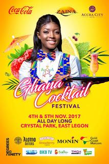 Ghana cocktail festival, Accra, Maiden Edition, Entertainment, Events