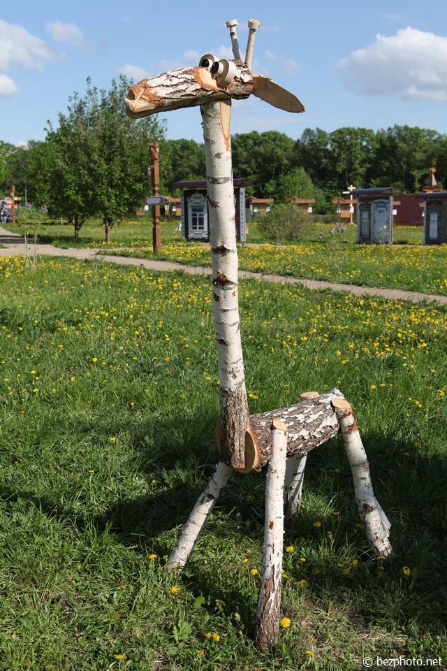 музей русский парк переславле