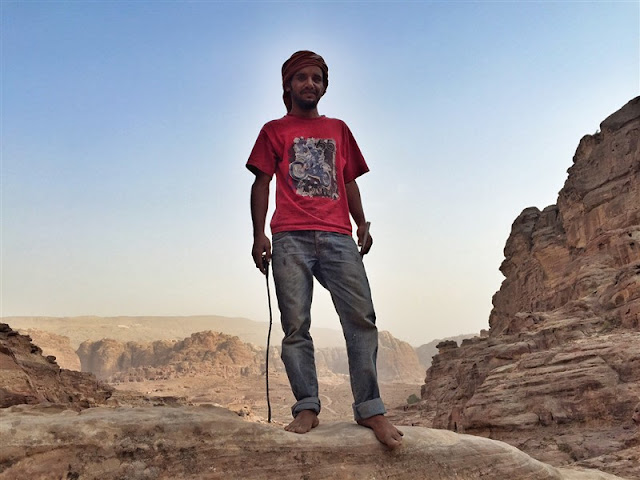 Petra Jordan lost city bedouins