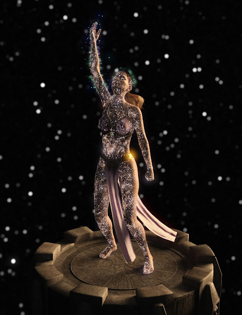 SF Auras Genesis 8 Female