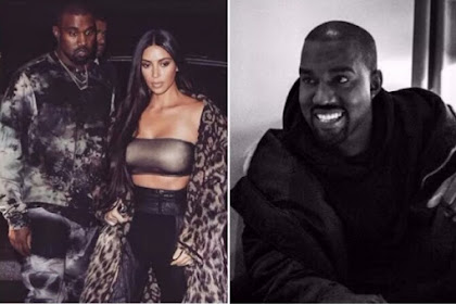 Kanye West posts 54 photos at Once To Instagram After 8 months Been Offline