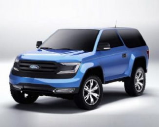 New Ford Bronco 2018 Ford Bronco Specs, Change, Price