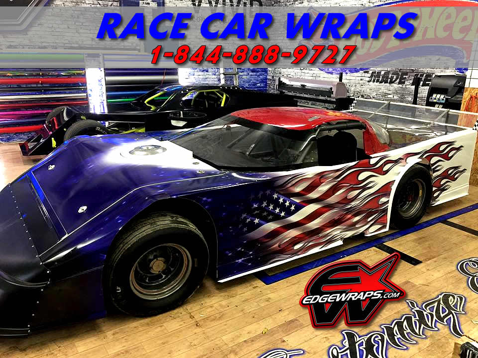 Race car graphics for sale michigan