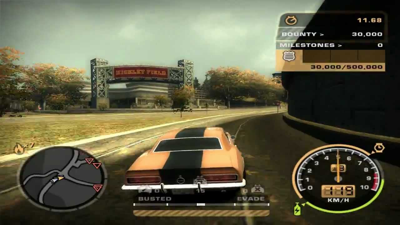 Download Need for Speed Most Wanted Black Edition