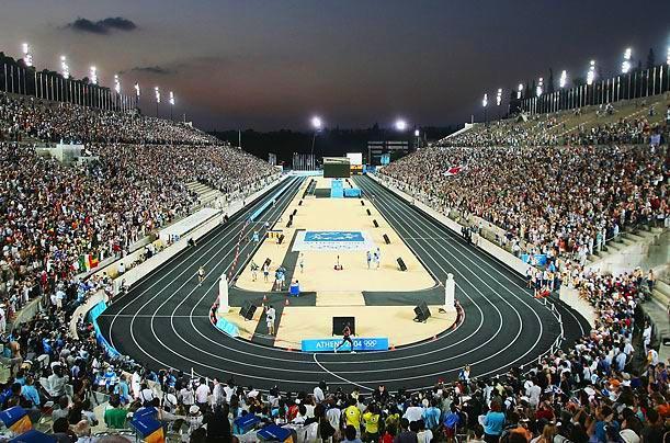 Cortocircuito Londres 2012 Los Antiguos Juegos Olimpicos Eran