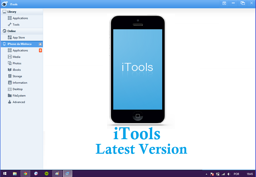 Itools 4 latest version download | iTools 4 4 3 1 Crack With License