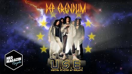 Europa hat eine neue Hymne | United States Of Europe von DEF ERENDUM - Jan Böhmermann
