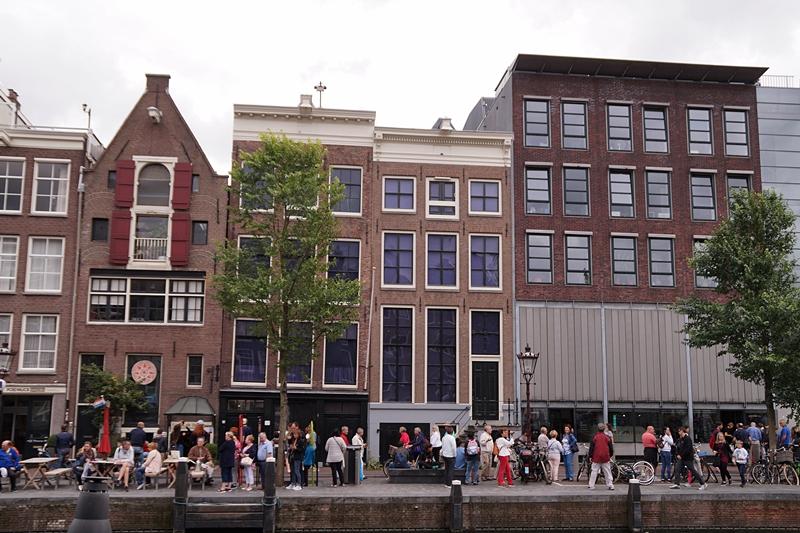 Amsterdam - Meine 11 liebsten Aktivitäten und Tipps: Anne Frank Haus