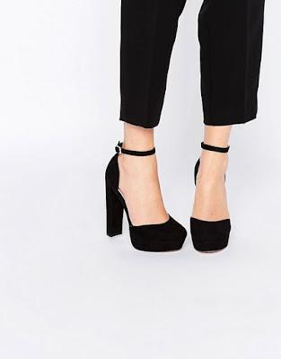 coleccion de zapatos de moda