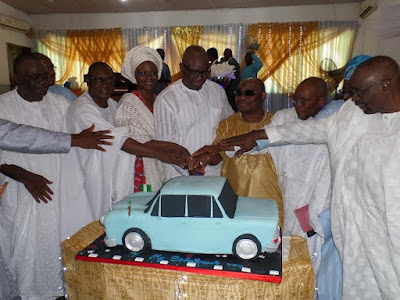 ayo fayose birthday with friends