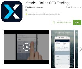 Ulasan Lengkap Tentang Xtrade - Online CFD Trading