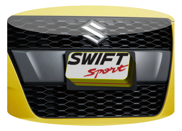 Logo Suzuki New Swift Sport