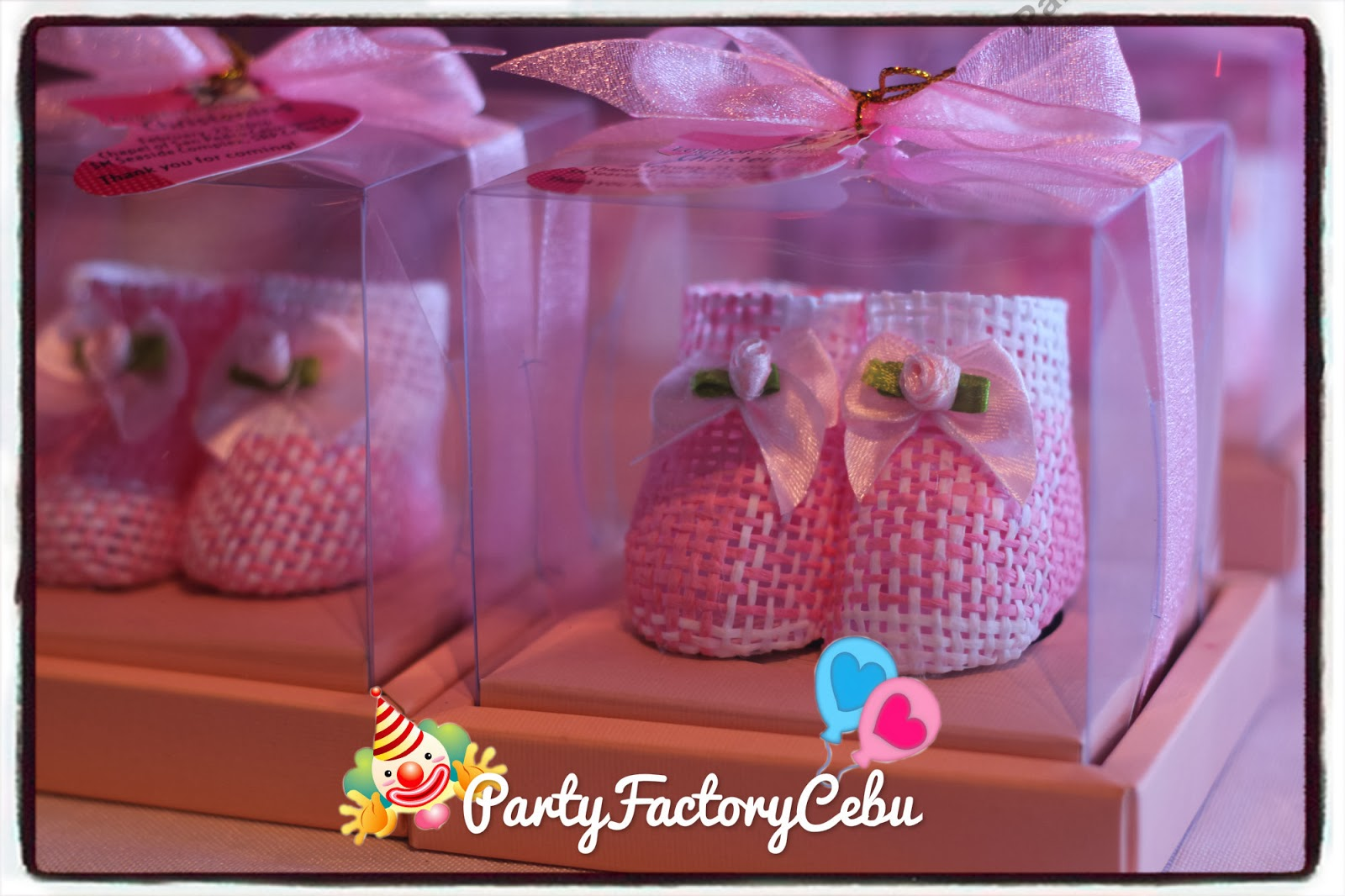 Welcome to PartyFactory Cebu: LEIGHTON BRIELLE'S CHRISTENING