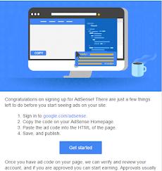Trik Cara Saya Langsung Lolos Review 1 Google Adsense Indo