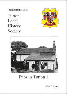 Turton Local History Society #37 - Pubs in Turton 1