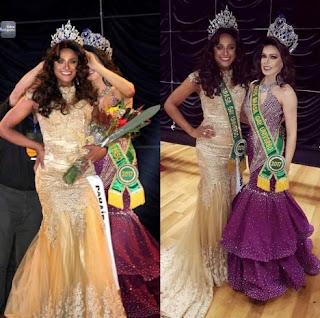 Transformista da Paraíba vence o concurso Miss Brasil Gay Universo 2018