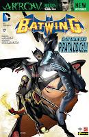 Os Novos 52! Batwing #17