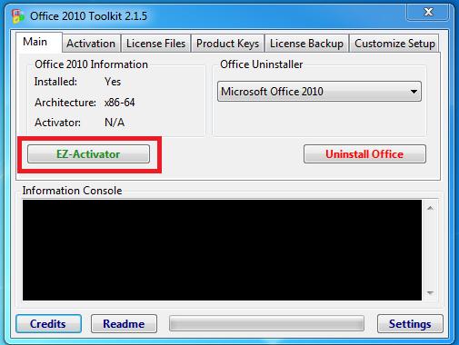 download office 2010 toolkit and ez-activator terbaru