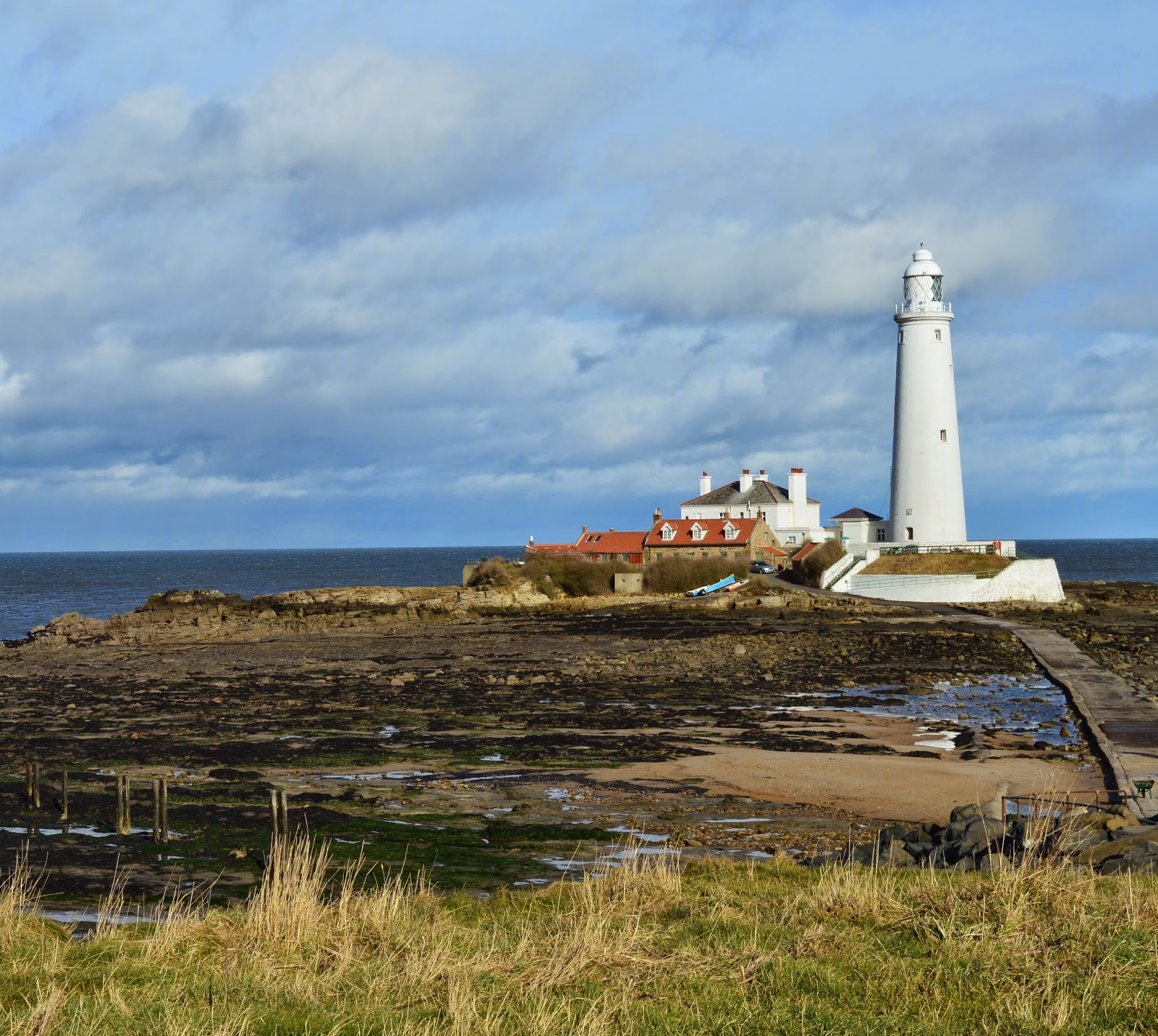 The Ultimate Guide to What's On in the North East for Kids | Summer Holidays 2018  - St mary's Lighthouse